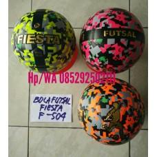Bola futsal fiesta f504