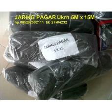 jaring pagar 5m X 15m