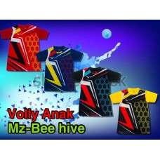Volly anak Mz bee hive