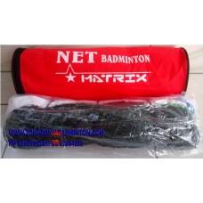 net badminton matrix